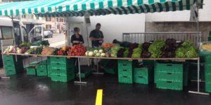 Gemüse-Markt Kölliken